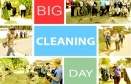 BIG CLEANING DAY 8 พฤษภาคม 2558